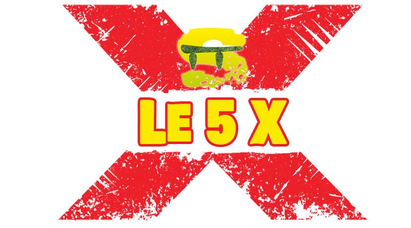 """La Rubrica """"Le 5 X"""" di Totosemplice.it"""