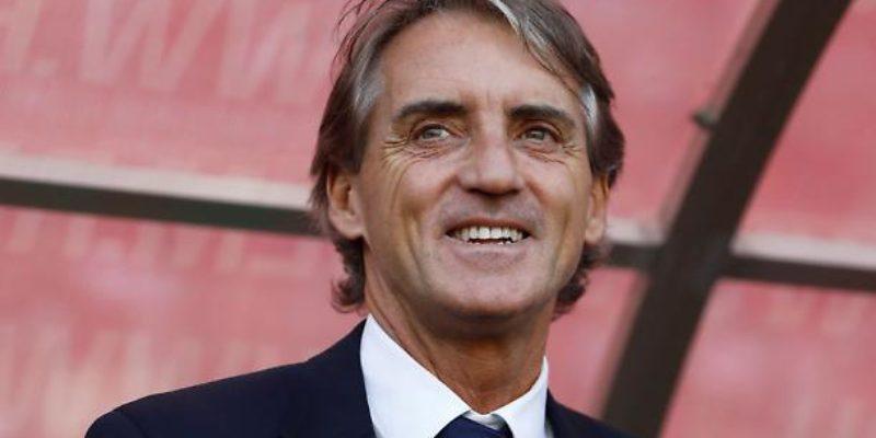 """Italia, Mancini: """"Complimenti ai ragazzi per la vittoria"""""""