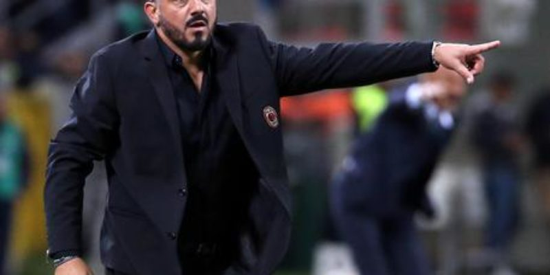 "Milan, Gattuso: ""Dobbiamo avere fame di vittorie"""